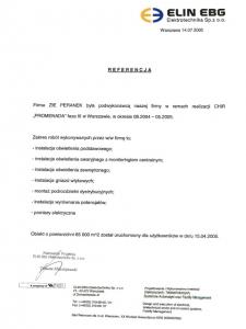 ELIN EGB Elektrotechnika Sp. z o.o.
